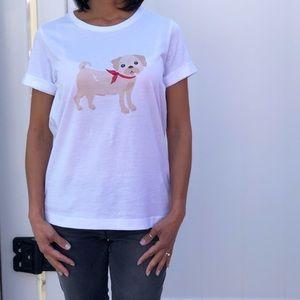Kate Spade year of the dog shirt